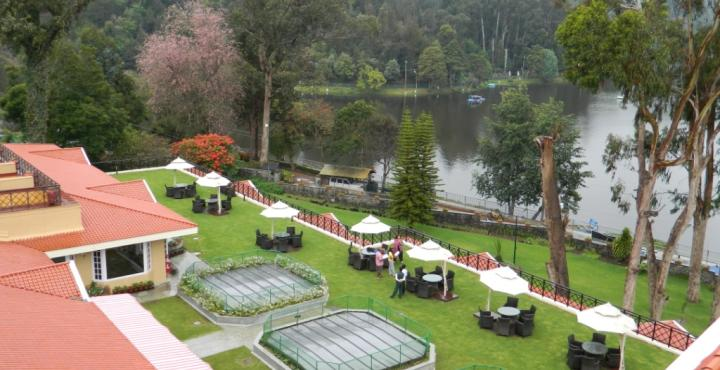 carlton kodaikanal lawns